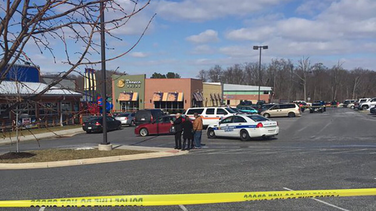 Two cops shot, suspect dead in Maryland shooting