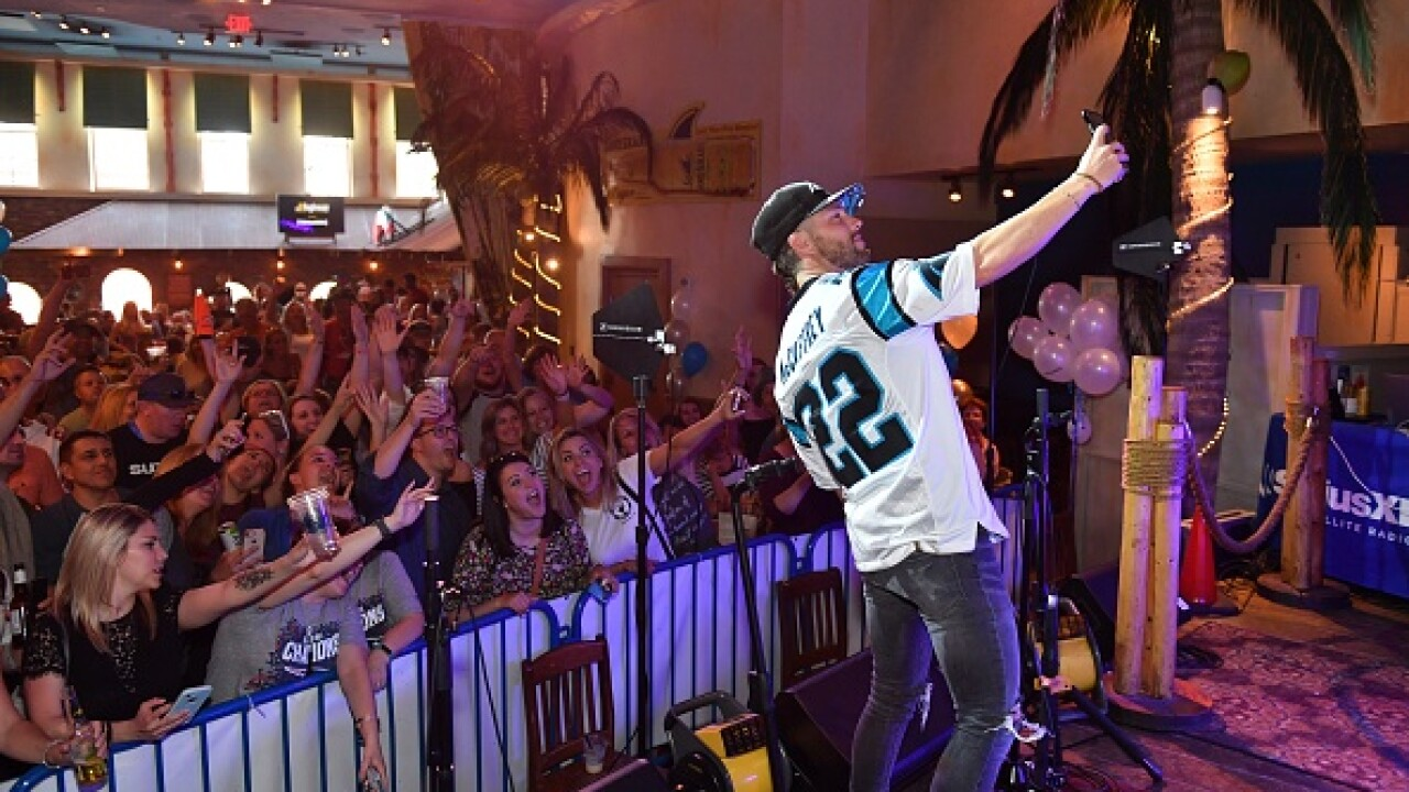"""SiriusXM Hosts Draft Week Party At Margaritaville Featuring The Highway's """"Music Row Happy Hour"""" And SiriusXM NFL Radio's """"Movin' The Chains"""""""