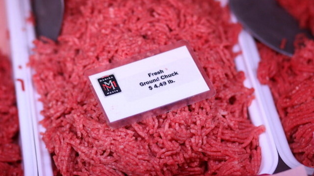 More than 6.5 million pounds of raw beef products recalled over salmonella concerns