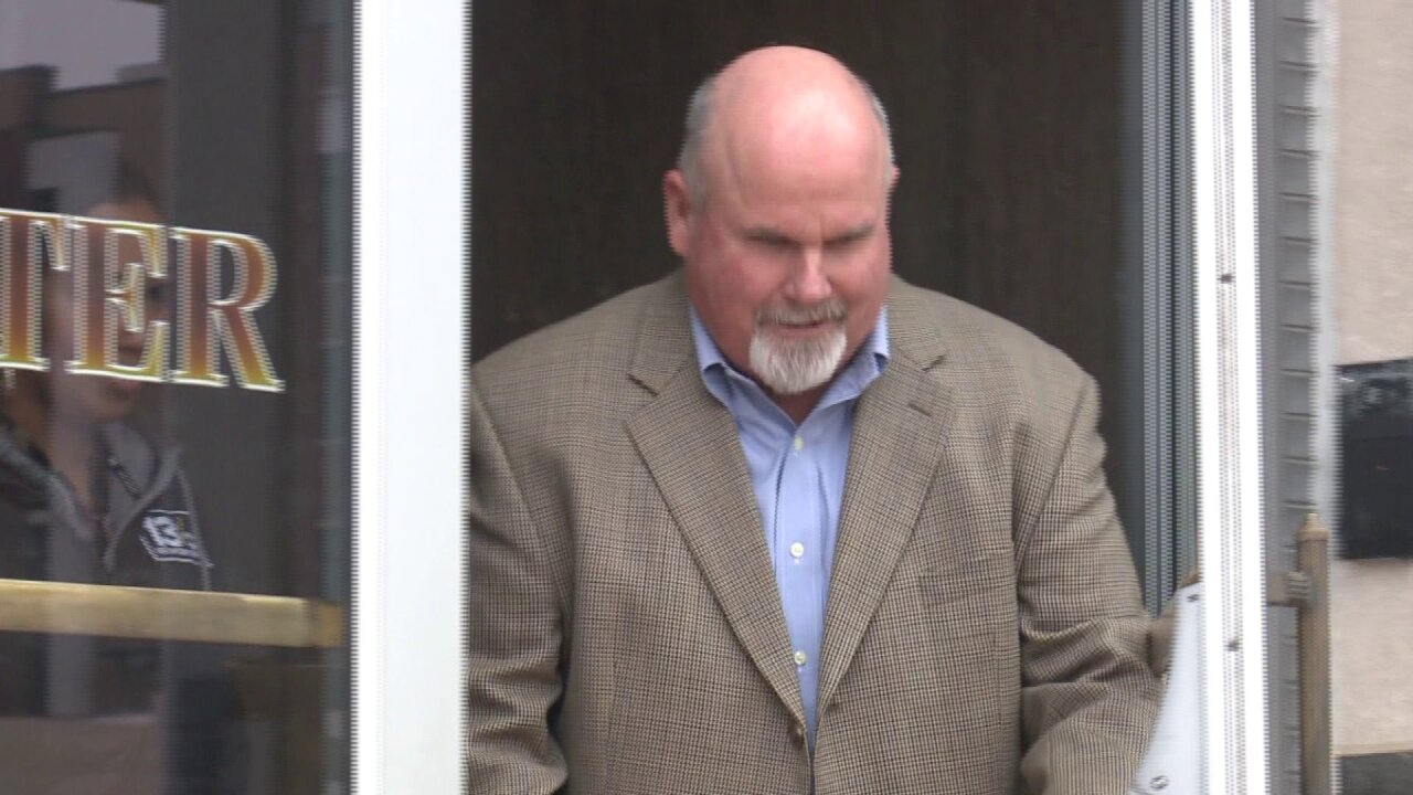 Former Norfolk Sheriff Bob McCabe pleads not guilty to corruption charges
