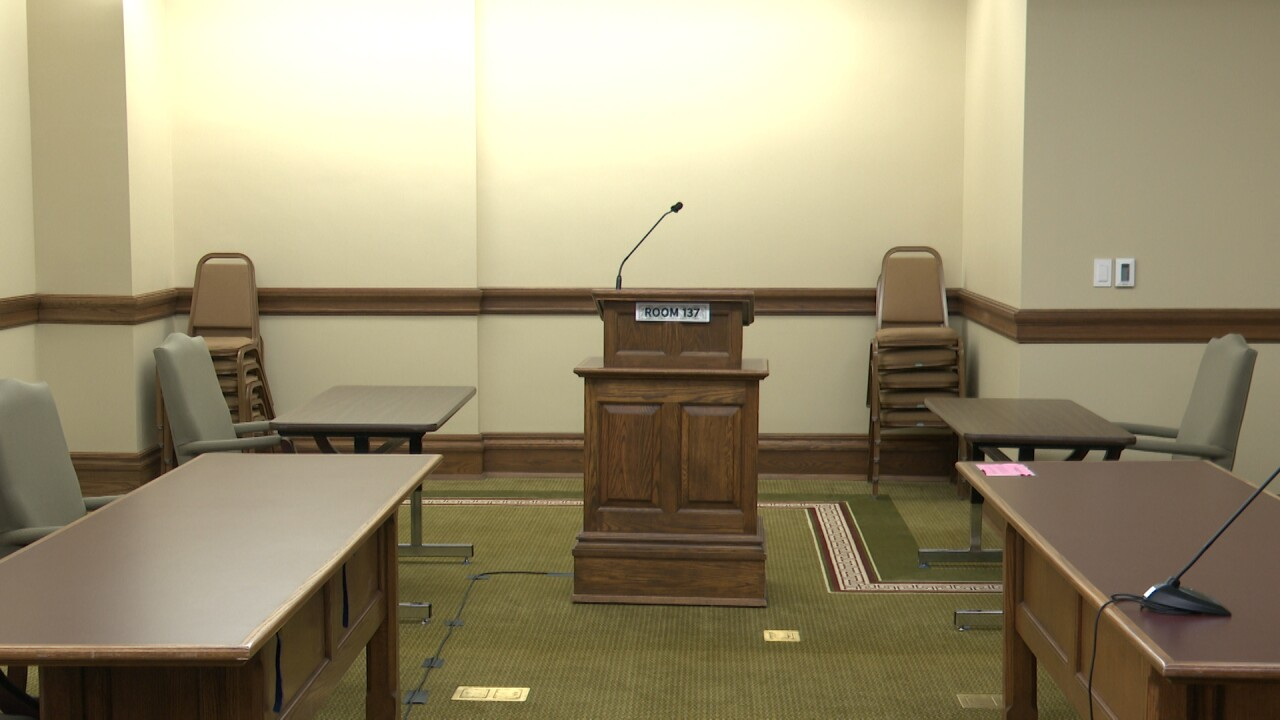Legislature Public Podium