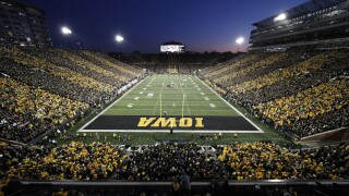 University of Iowa suspends football ticket sales for 2020 season