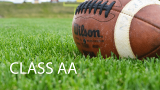2018 Class AA state football playoffs scores, pairings