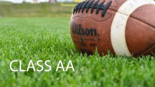 2017 Class AA football playoffs