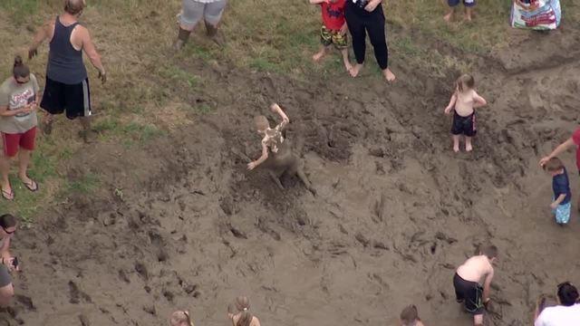 Photo gallery: Getting muddy at Wayne County Mud Day
