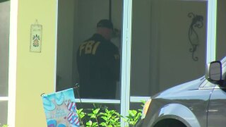 FBI search Brian Laundrie's home on Sept. 20, 2021