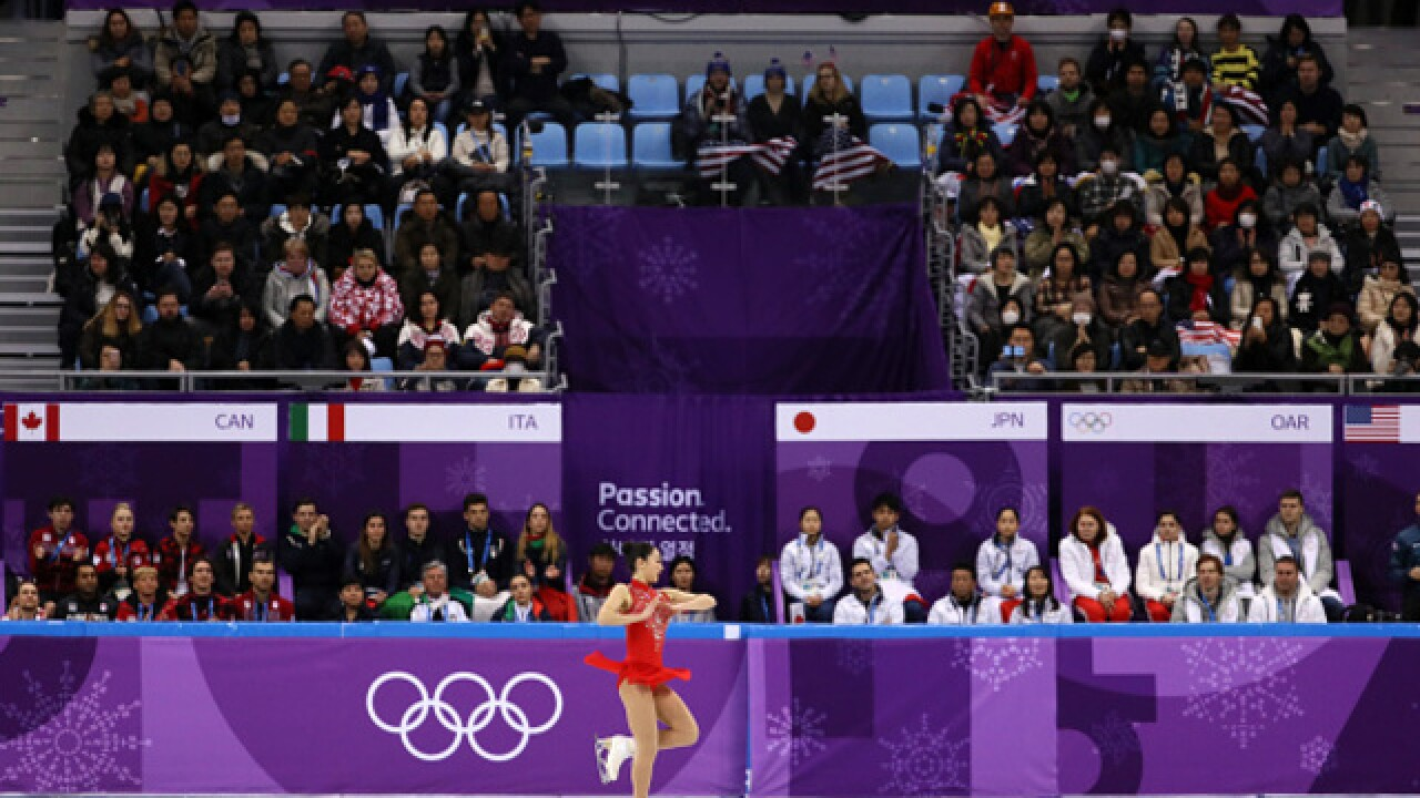 Social Reaction: First American woman to land triple Axel in Olympics