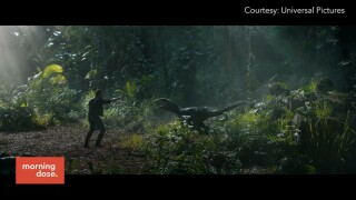 Screen Time: Jurassic World: Fallen Kingdom