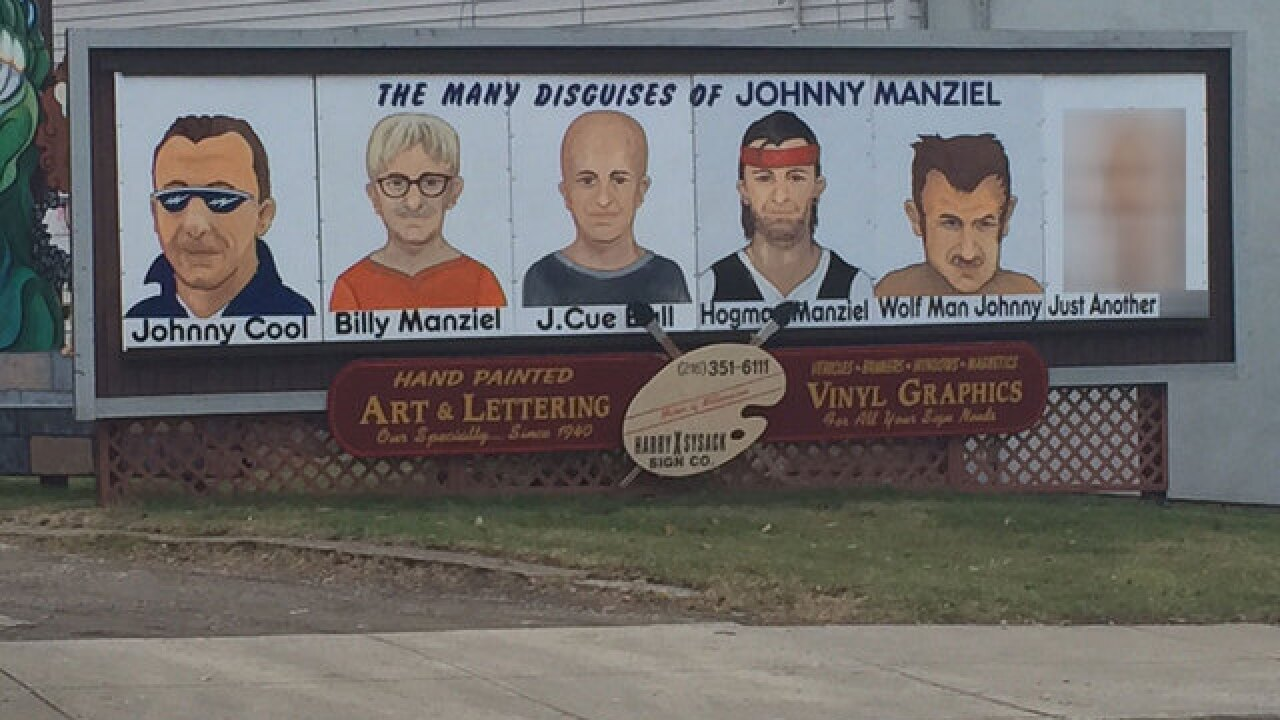 Sign company erects obscene Manziel billboard