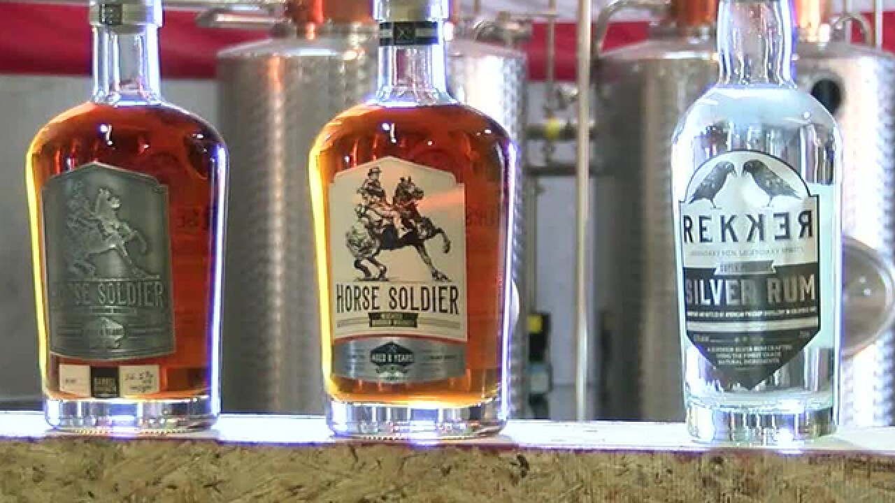 American Freedom Distillery opens in April