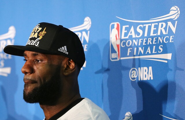 PHOTOS: Cleveland Cavaliers claim Eastern Conference title
