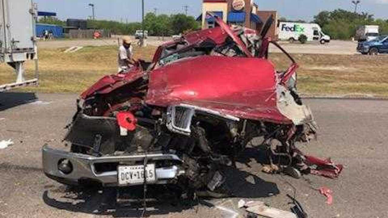 Fatal accident on Highway 77