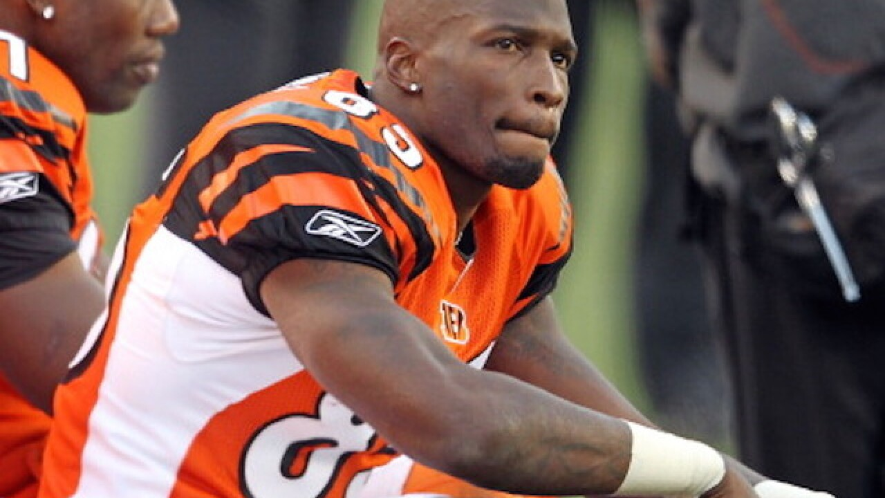 Chad Johnson's gross secret to staying health