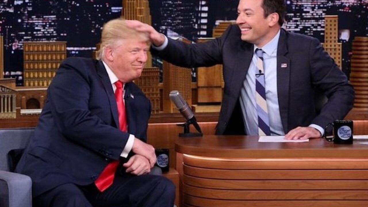 "Trump goes after Jimmy Fallon on Twitter after ""Tonight Show"" host expresses regret about interview"
