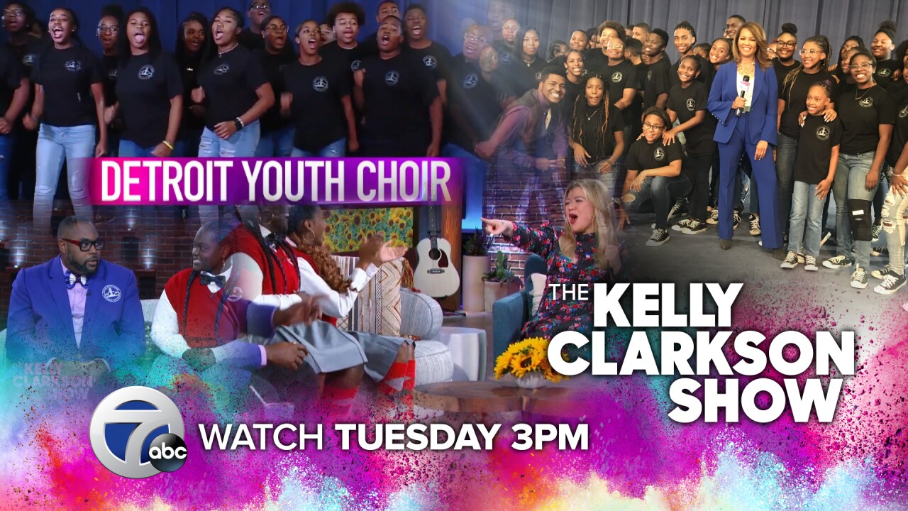 DYC on The Kelly Clarkson Show