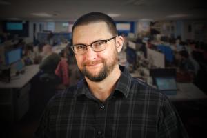 Denver7 Digital Content Producer Robert Garrison