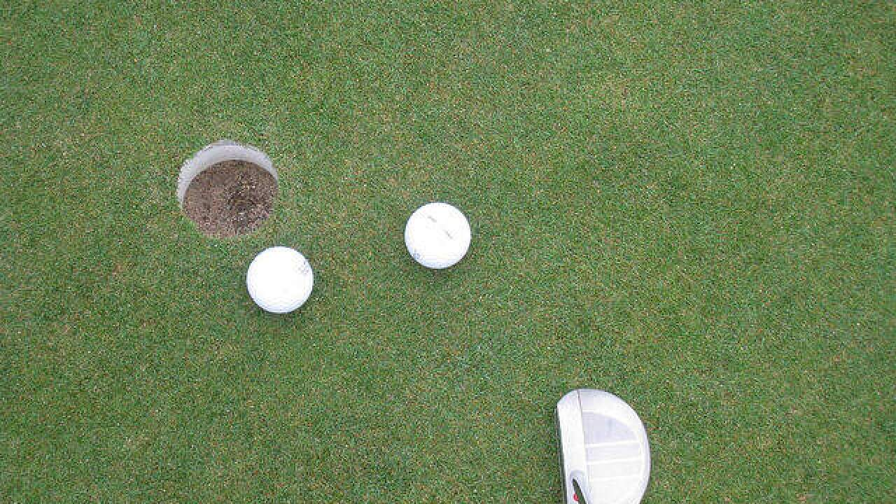 Swastika found on green of vandalized golf course