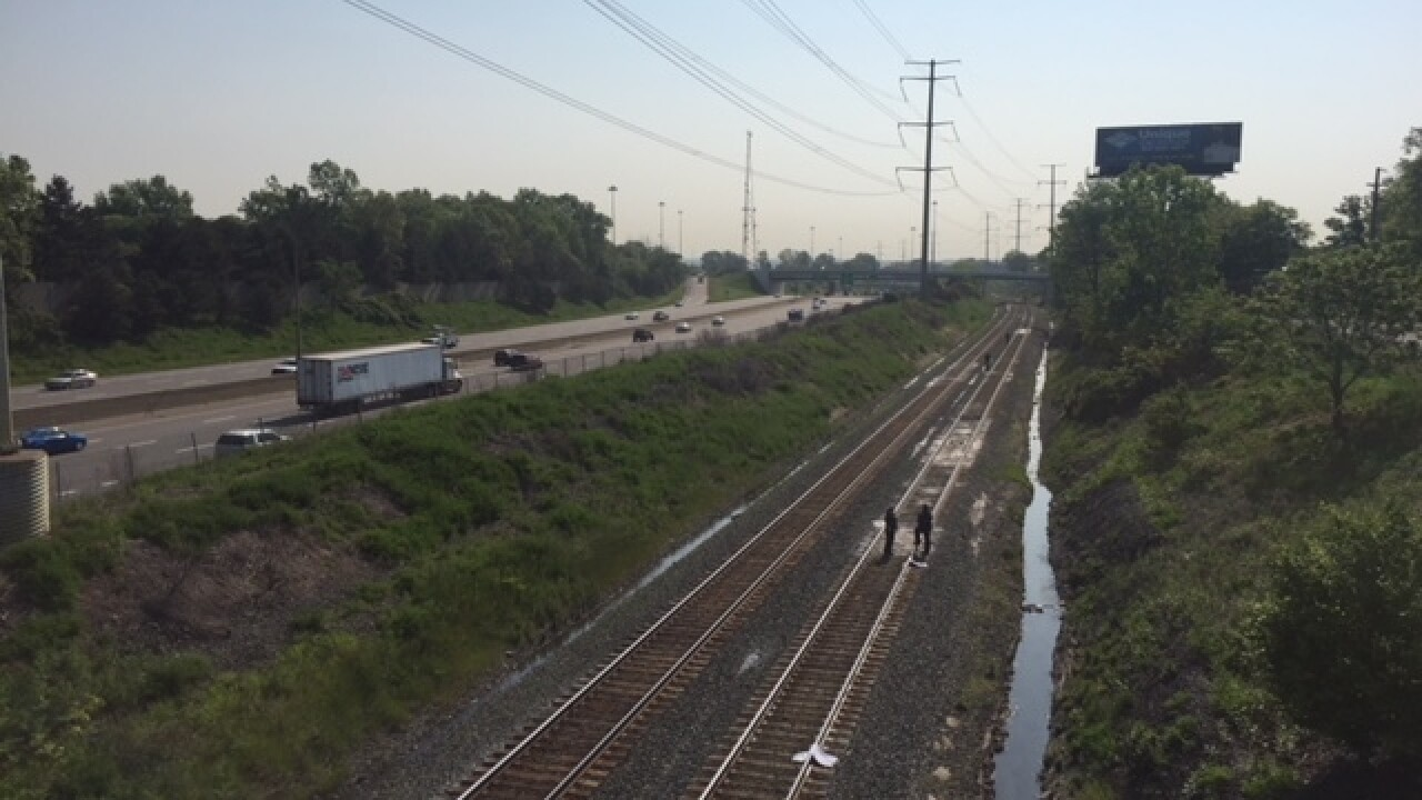 Woman struck, killed by train in Cleveland