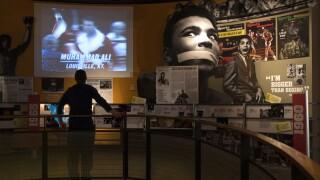 Ben Physick, Muhammad Ali Center