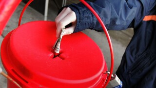 Salvation Army seeking bell ringers