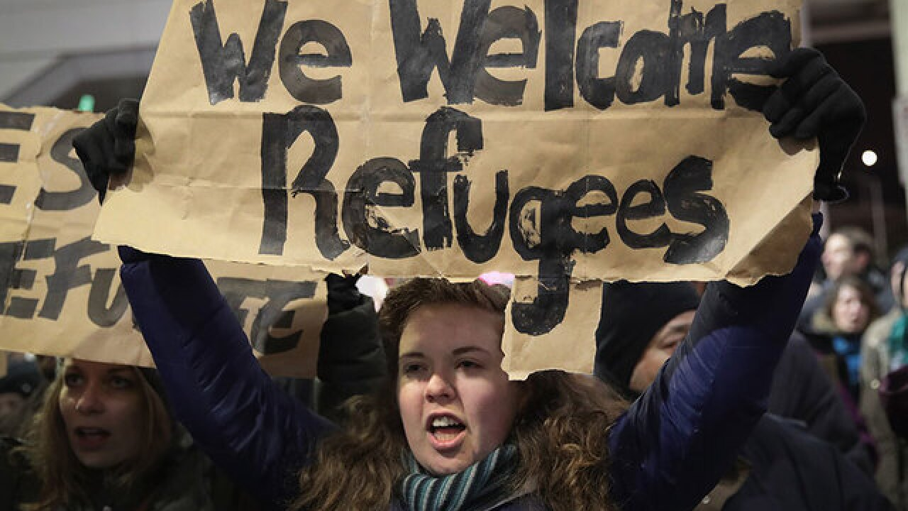 Everything you need to know about how refugees get into the U.S.