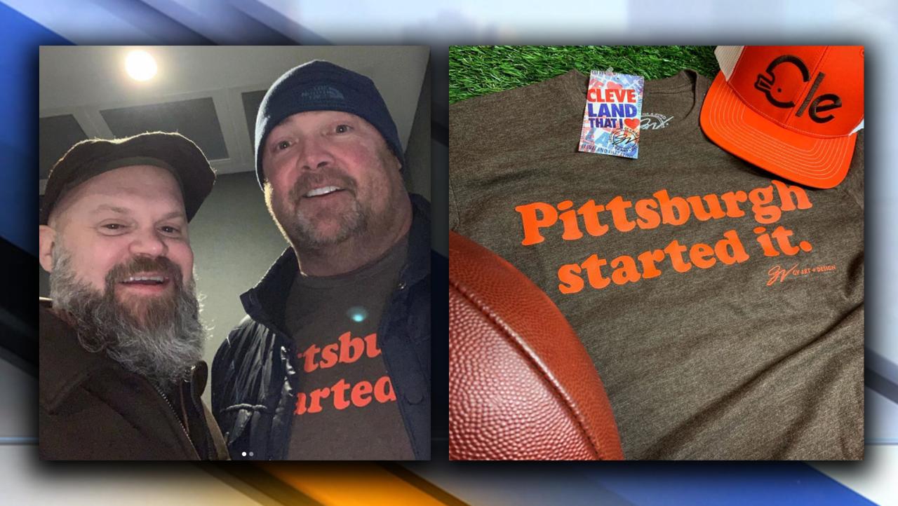 Freddie Kitchens Pittsburgh Started it