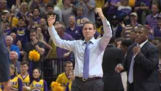 LSU's Will Wade suspended following media reports on possible recruiting scandal