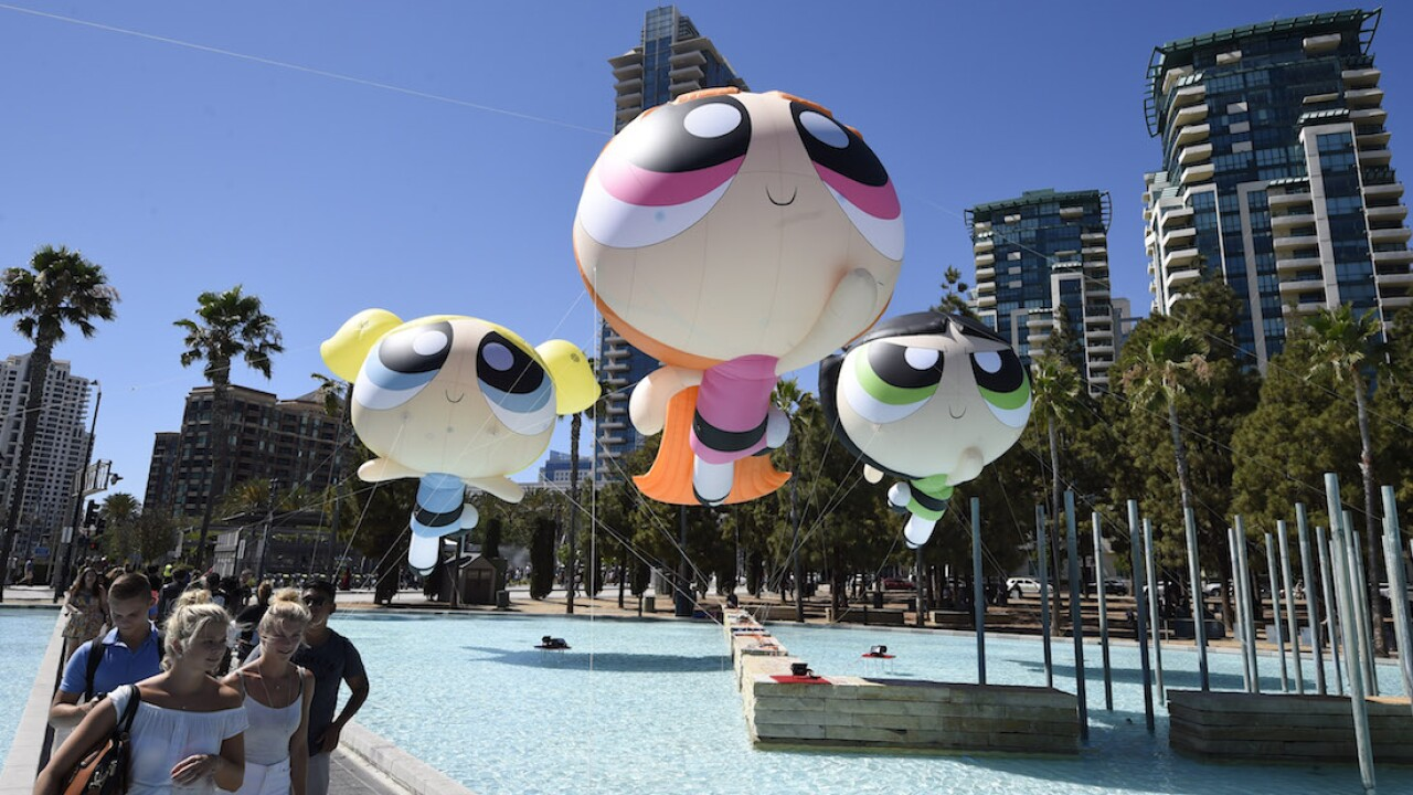 Live-action 'Powerpuff Girls' coming to The CW, reports say