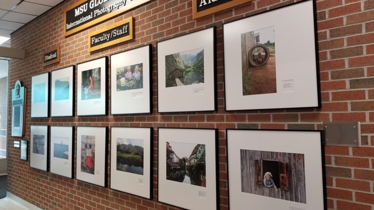 MSU hosts international photo contest