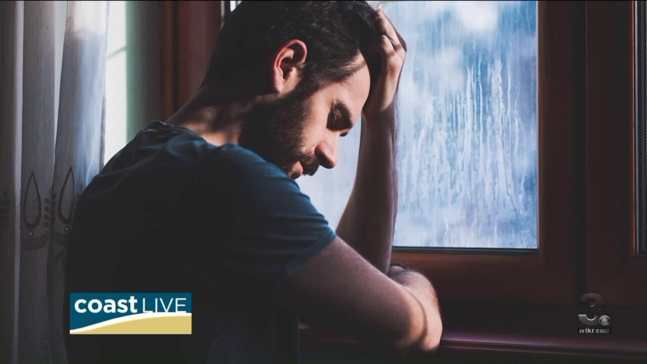 Identifying signs and symptoms of mental health issues in adults on Coast Live