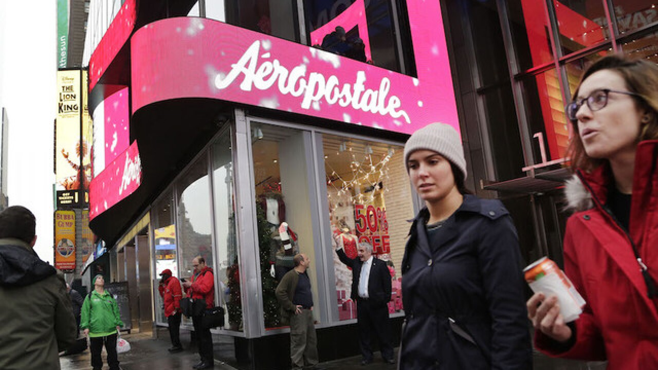 Aeropostale to be pulled from NYSE