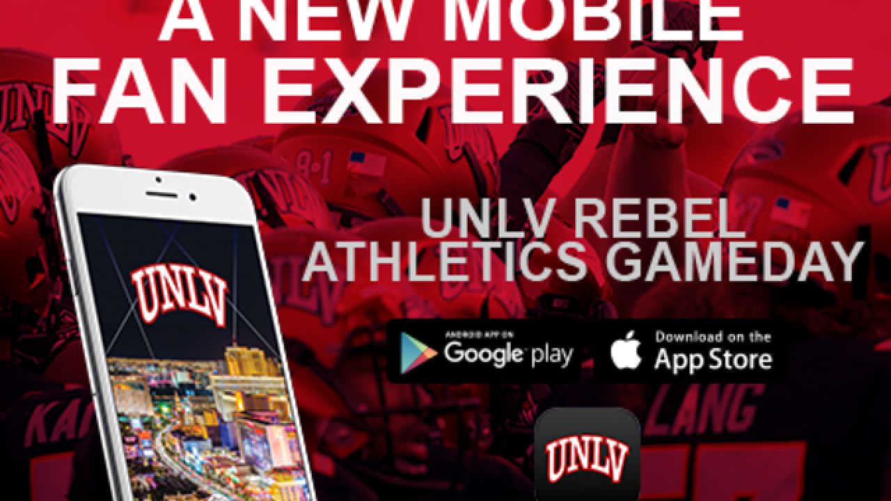UNLV Athletics announces new Gameday app