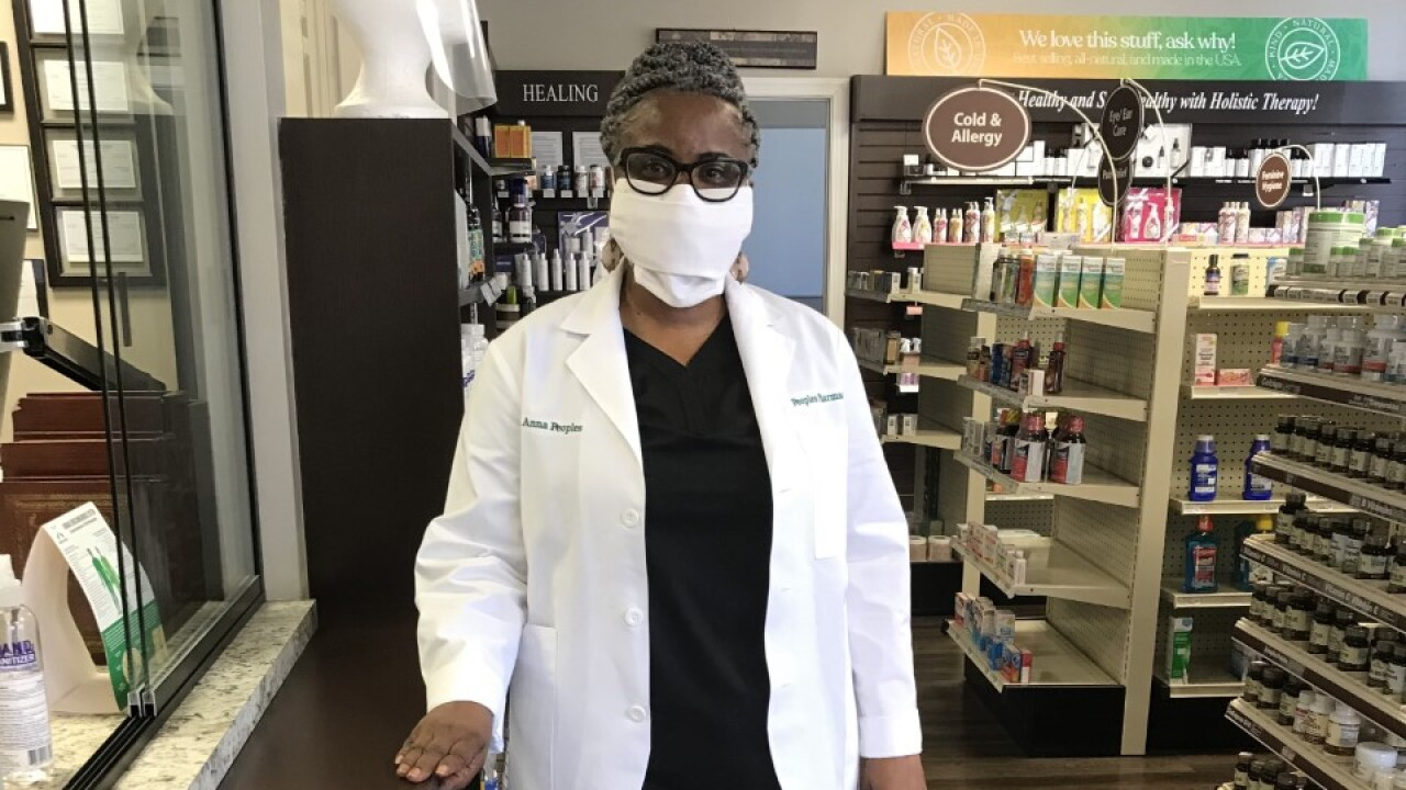 Dr. Anna Peoples