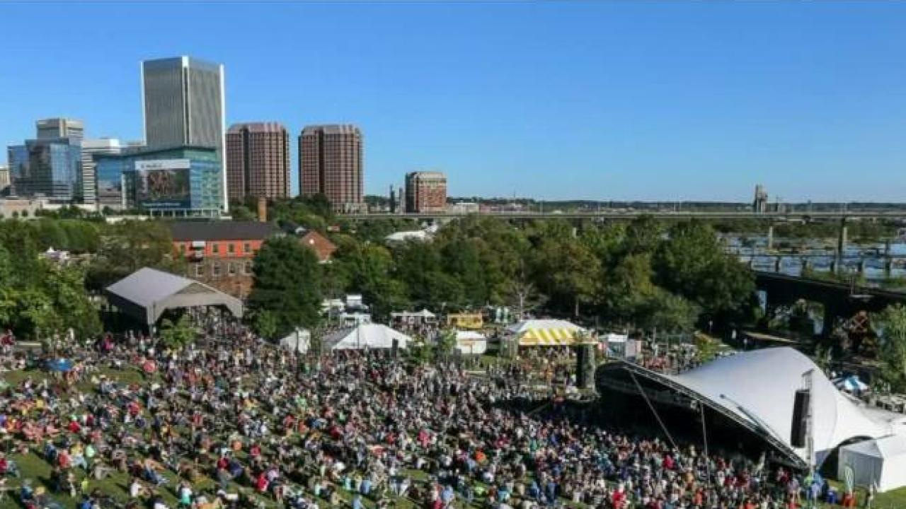 Richmond Folk Festival returns to downtown riverfront