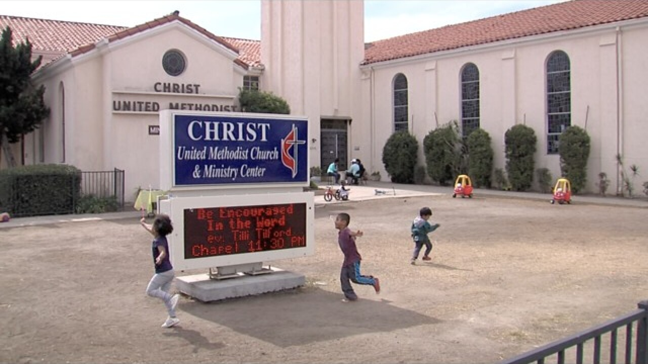 Calif. church prepares for next wave of migrants