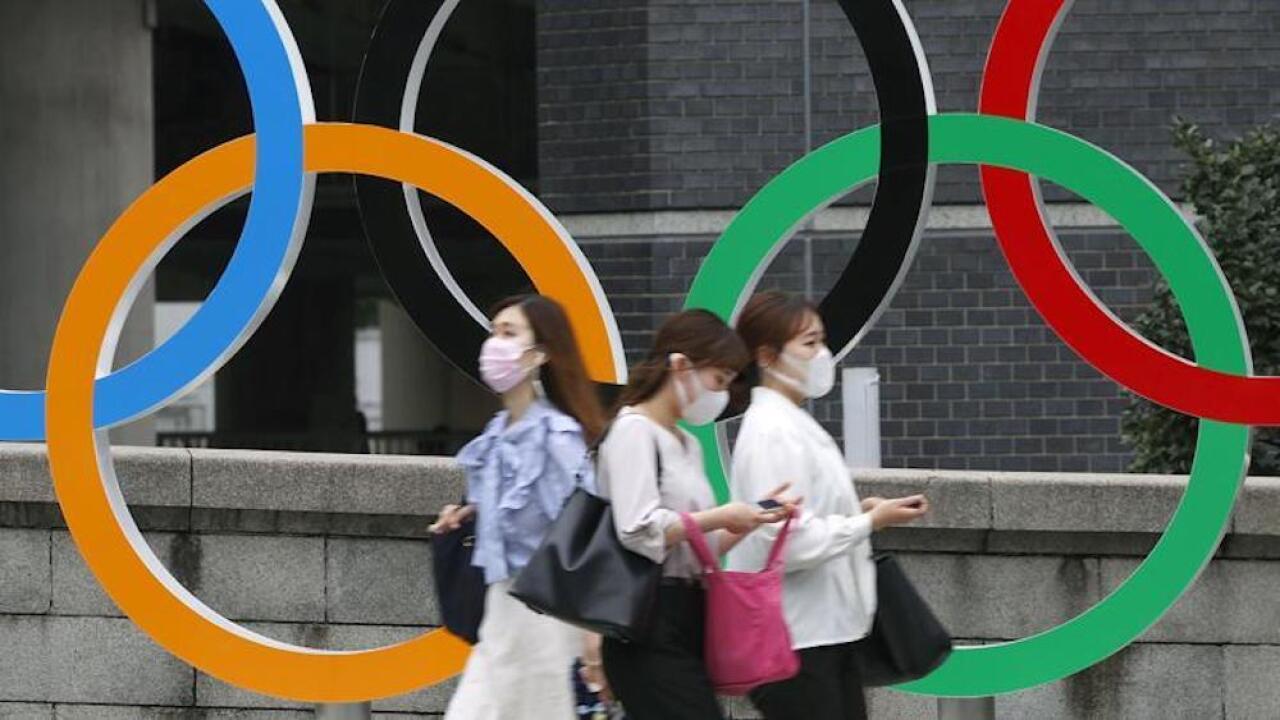 Olympics COVID-19
