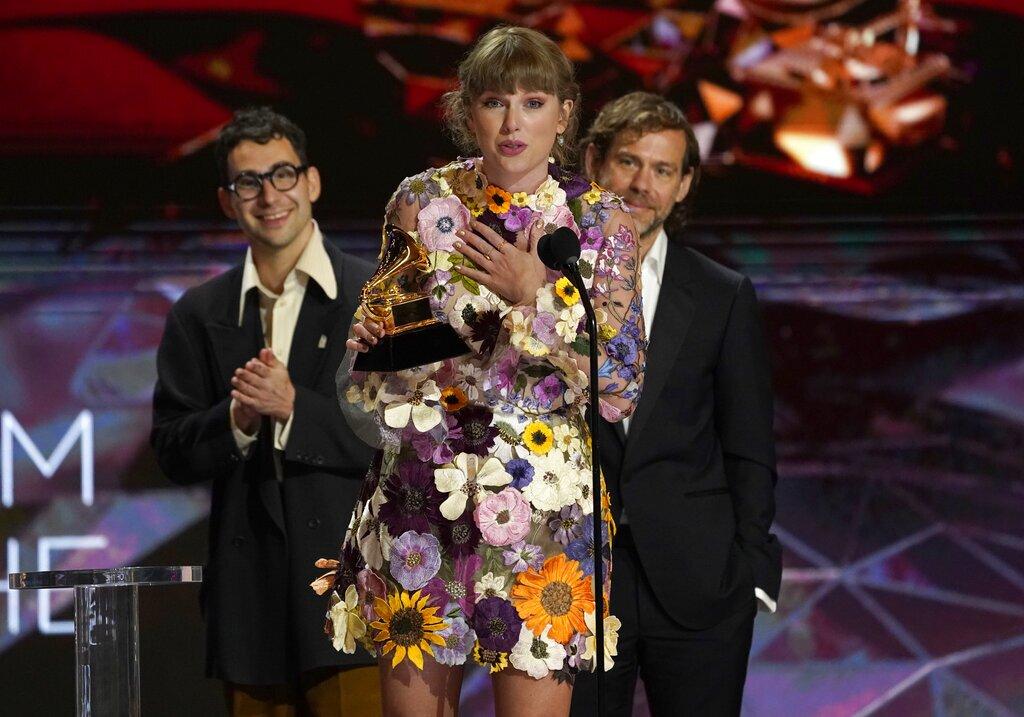 Taylor Swift, Jack Antonoff, Aaron Dessner