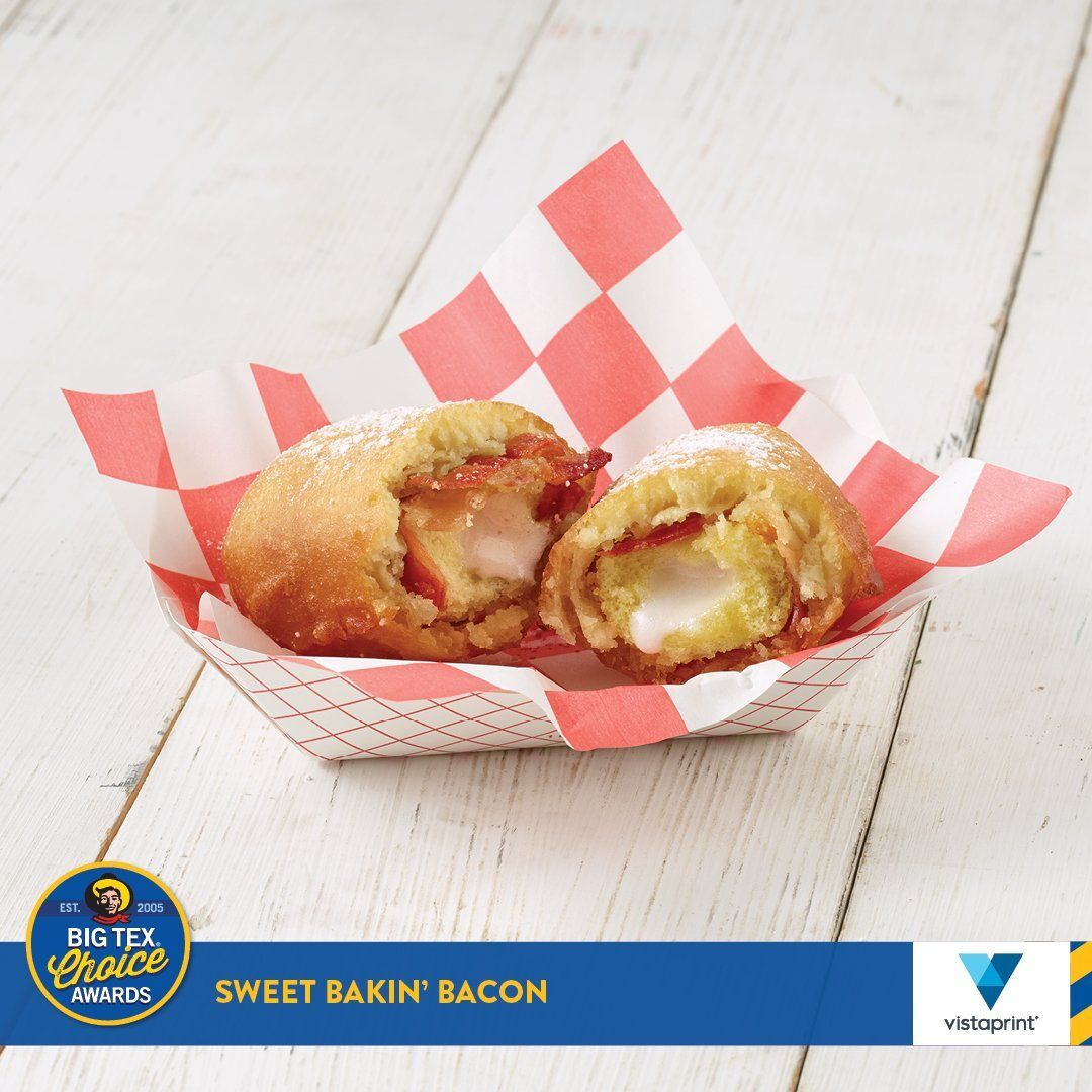 Sweet Bakin' Bacon