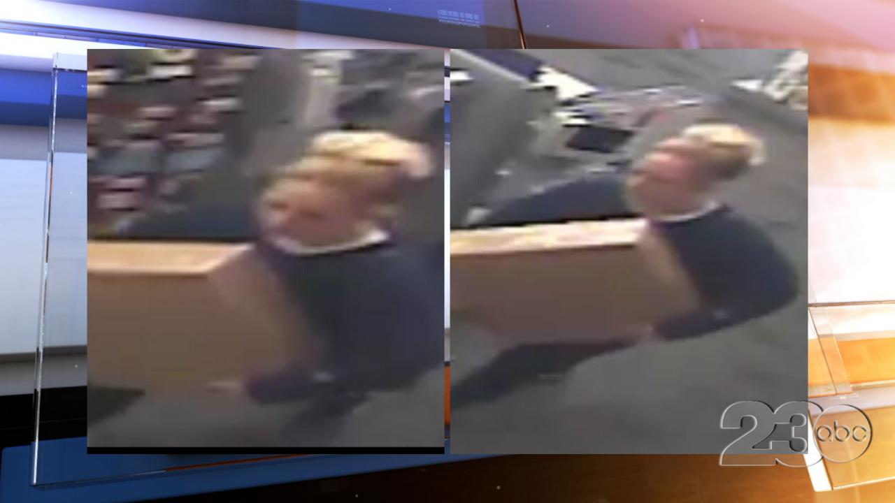 FedEx Theft Suspect