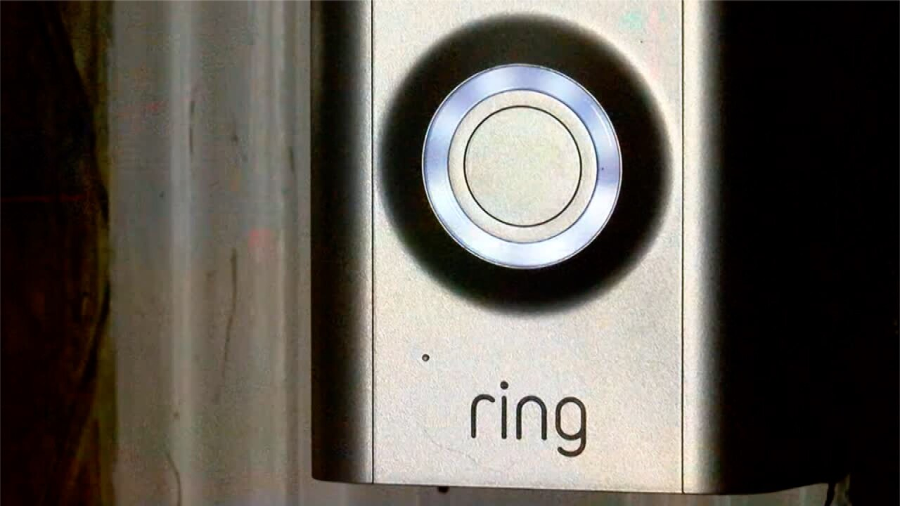 Ring partners with two Utah policedepartments