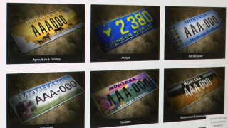 Grace period granted to July for specialty plates in danger of being revoked