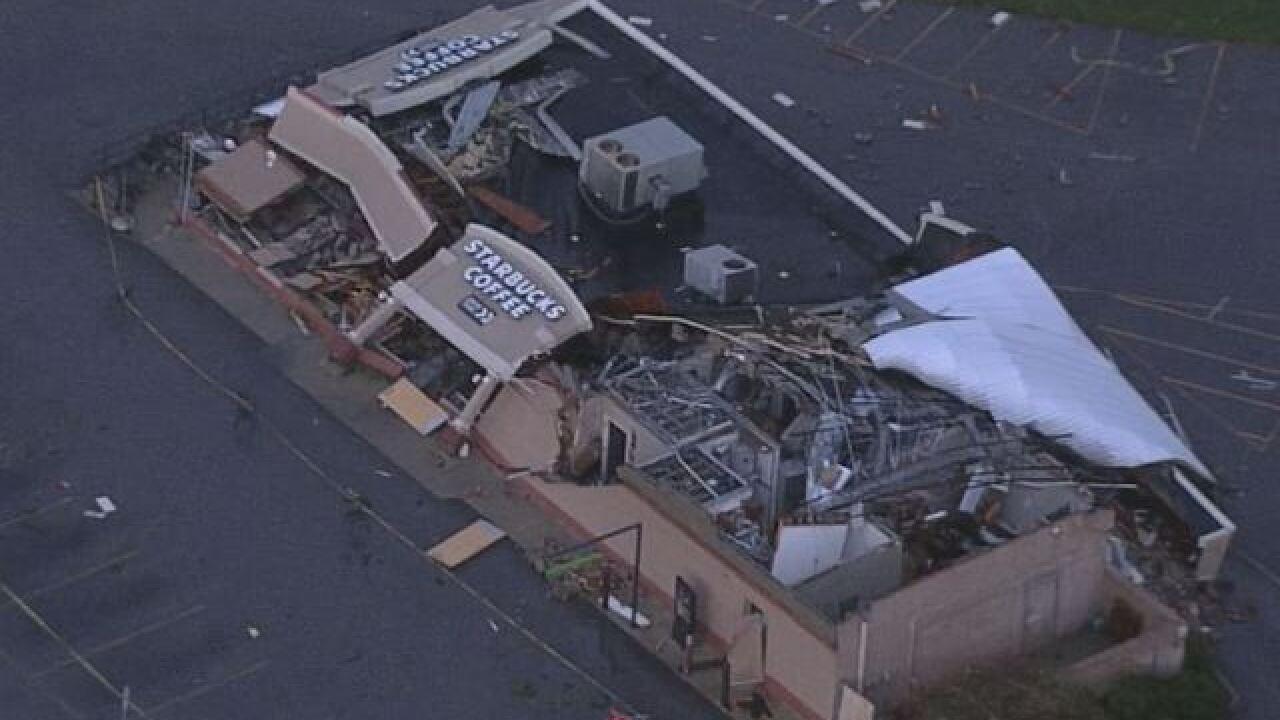 Kokomo reporting damage from confirmed tornado