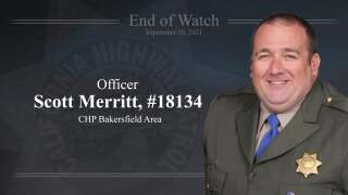 Officer Scott Merritt