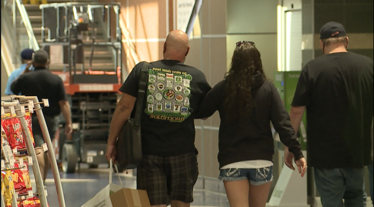 McGuire and Holston leave KCI