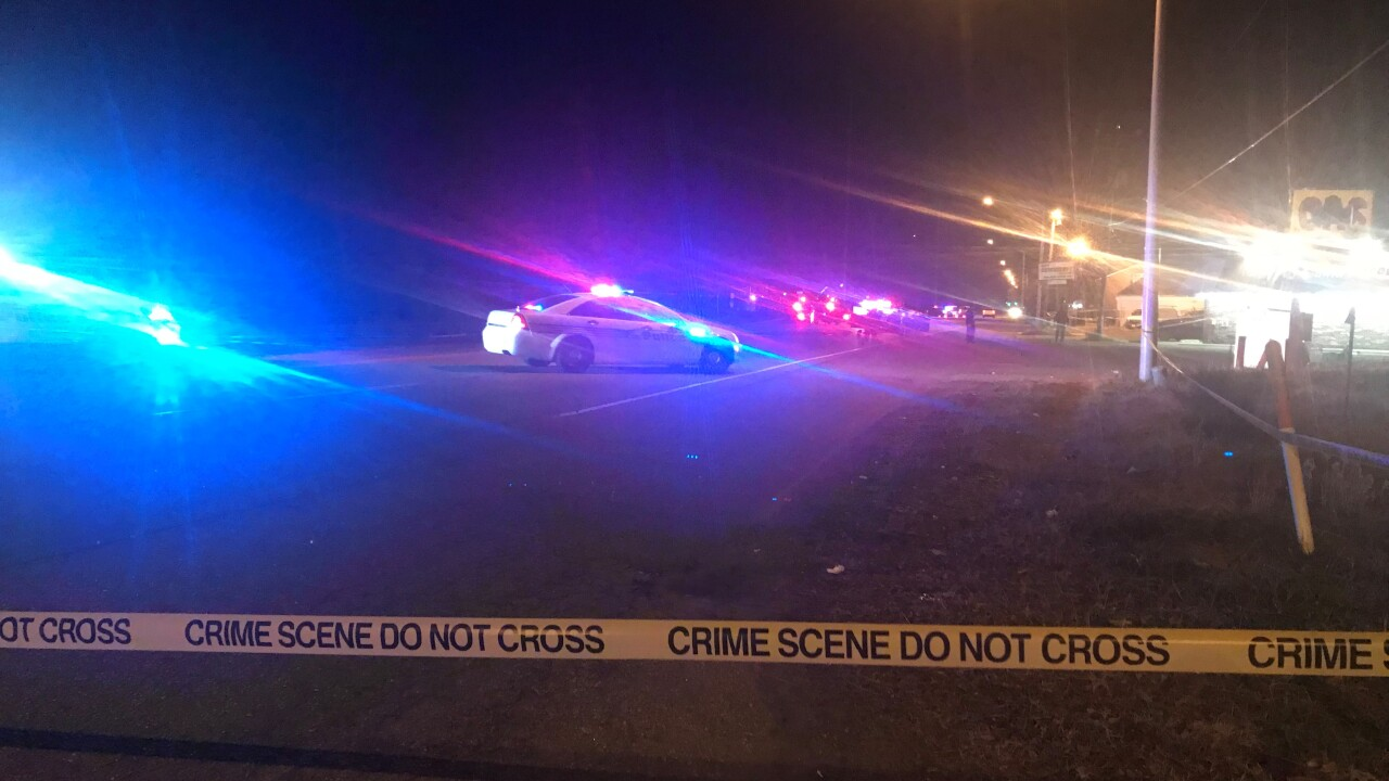 Man critically injured in Hampton double shooting