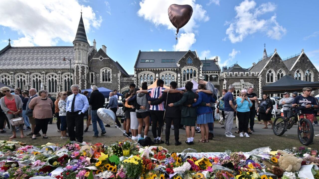 New Zealand terror suspect planned third attack