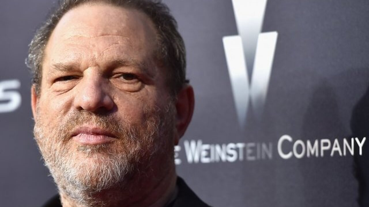 Harvey Weinstein arrested on rape charges in New York, bond set at $10 million