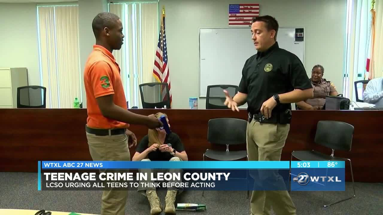 LCSO works to send positive message to teens