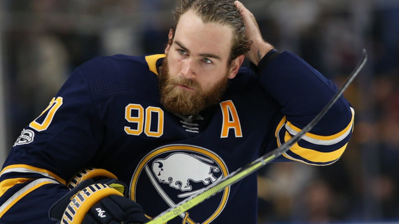 Why the Buffalo Sabres should trade Ryan O'Reilly