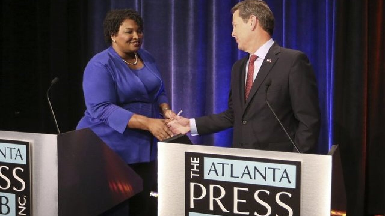 Stacey Abrams acknowledges Brian Kemp win in Georgia governor's race